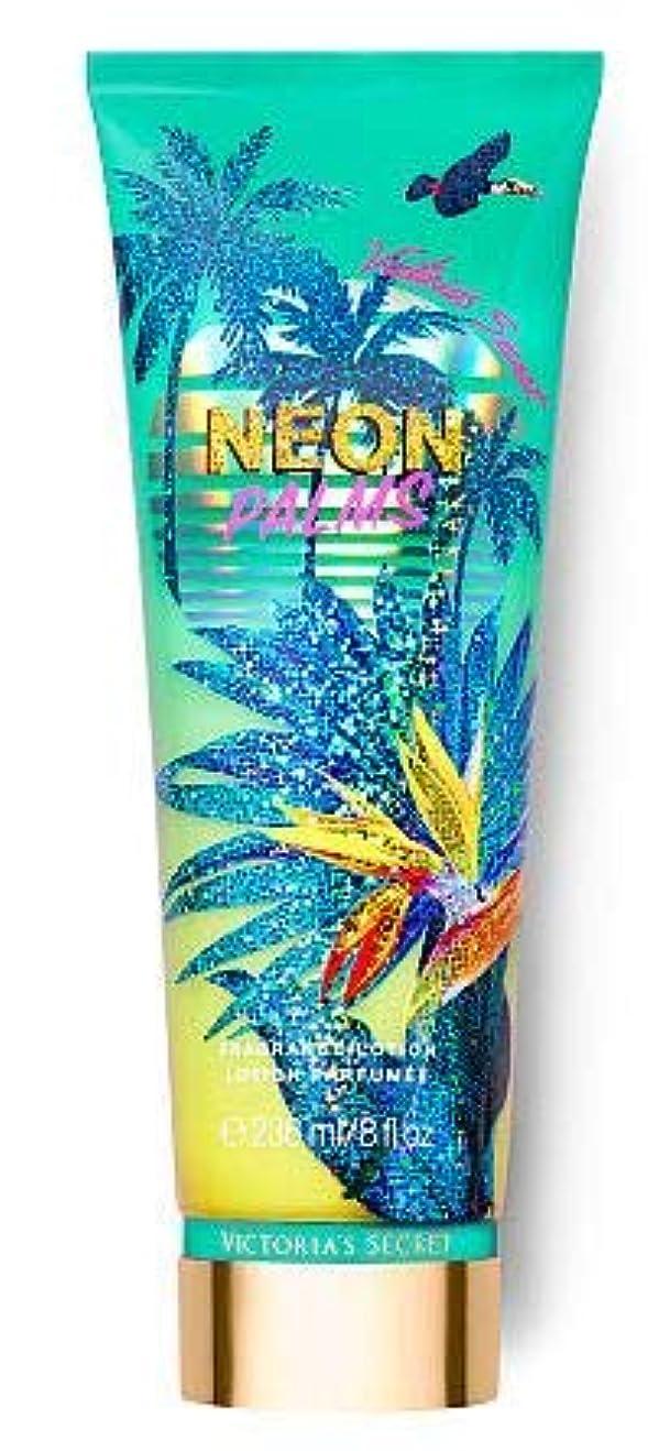スイス人ファンシー球状Victoria's Secret(ヴィクトリアシークレット) Tropic Dreams Fragrance Lotions NEON PALMS [並行輸入品]
