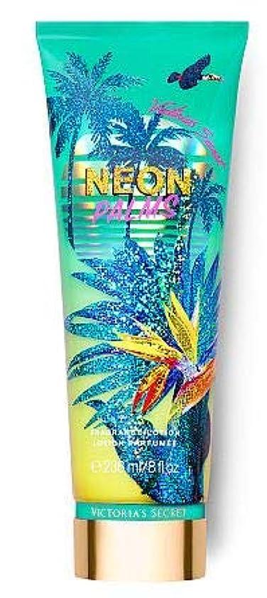 ネコ慣らす流星Victoria's Secret(ヴィクトリアシークレット) Tropic Dreams Fragrance Lotions NEON PALMS [並行輸入品]