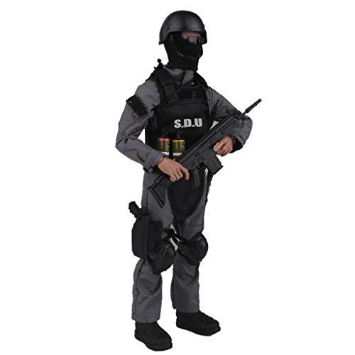"""yotijar 1/6 EJÉRCITO Militar Combate SWAT Soldado NB05A Modelo de de ACCIÓN de 12 """""""
