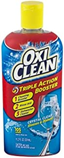 Oxiclean Clean Booster, Triple Action, 11.2 Ounce (Pack of 6)