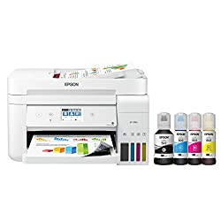 Epson EcoTank ET-4760 Wireless Color All-in-one Printer