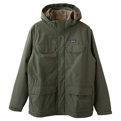 [パタゴニア]Patagonia Men's Isthmus Parka メンズ イスマス パーカ 27021 ジャケット Industrial Green (USサイズ) (L) [並行輸入品]