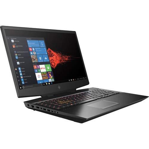 "2020 ELUK OMEN 17t NVIDIA RTX 2080 Super G-Sync Gaming Laptop (Intel i7-10750H CPU 17.3"" 300Hz Full HD IPS, Thunderbolt 3, Windows 10 Pro, 512GB PCIe SSD + 1TB HDD & 32GB RAM) VR Ready Gamer Notebook"