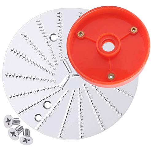 Replacement Blade with Base/Mount Compatible with Jack Lalanne Power Juicer,Staniless Steel Blade,Juicer Repalcement Parts