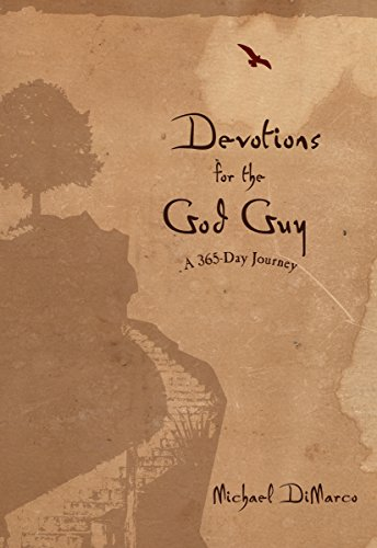 Devotions for the God Guy: A 365-Day Journey (English Edition)