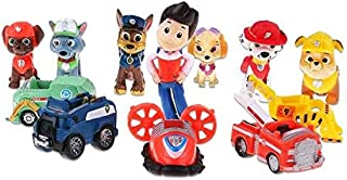 Paw Patrol Cake Toppers Action Figures Kids Toy