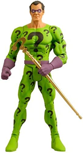 DC Universe Classics Riddler Action Figure by Mattel