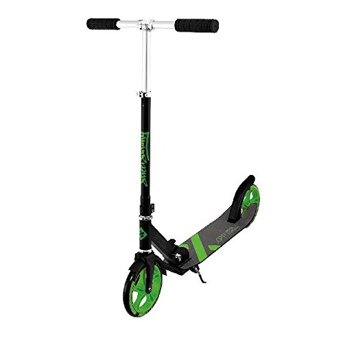 Streetsurfing Street Surfing URBAN-XPR-Scooter 205, Black/Green, 205 mm