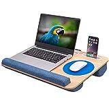 DERIMIZZ Oversized Lap Desk with Cushion - Home...