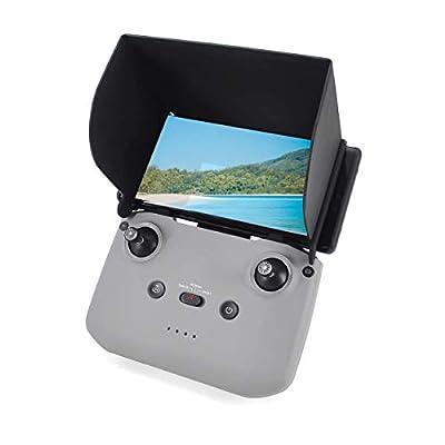 STARTRC Mini 2 Foldable Sun Hood Sunshade Cellphone Tablet Compatible with DJI Mini 2/Mavic Air 2/Mavic Mini/Mavic 2/PRO/Mavic air/Spark Drone Remote Controller