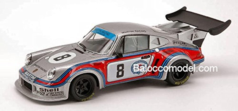 PORSCHE 911 RSR N.8 6th NURBURGRING 1974 MULLER-VAN LENNEP 1 43 - Ebbro - Auto Competizione - Die Cast - modellolino