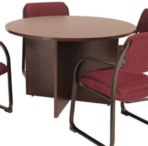 Round Conference Table Meeting Office Furn Rapid rise Home Boston Mall or