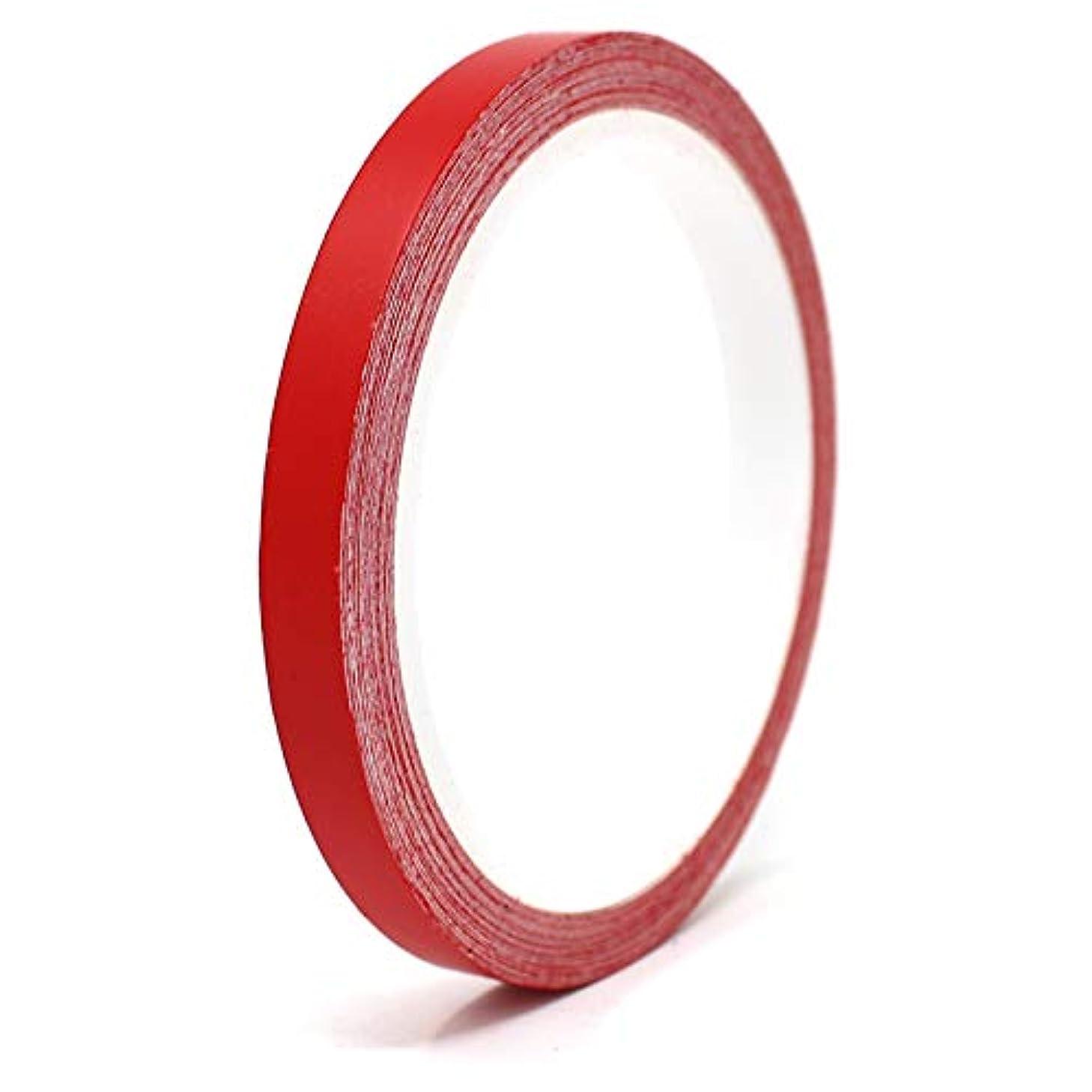Finest Folia Oracal Vinyl Stripe Tape 751 Pinstripes Striping Sticker 33ft (Red Matt, 0,315