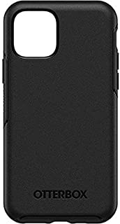 OtterBox Symmetry back cover mobile Case for iPhone 11 Pro Max, sturdy for protection, Black