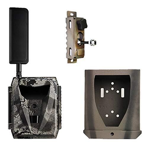 Spartan Camera Golive AT&T Blackout IR Trail Camera (Camera w/Lock Box, Tree Mount)
