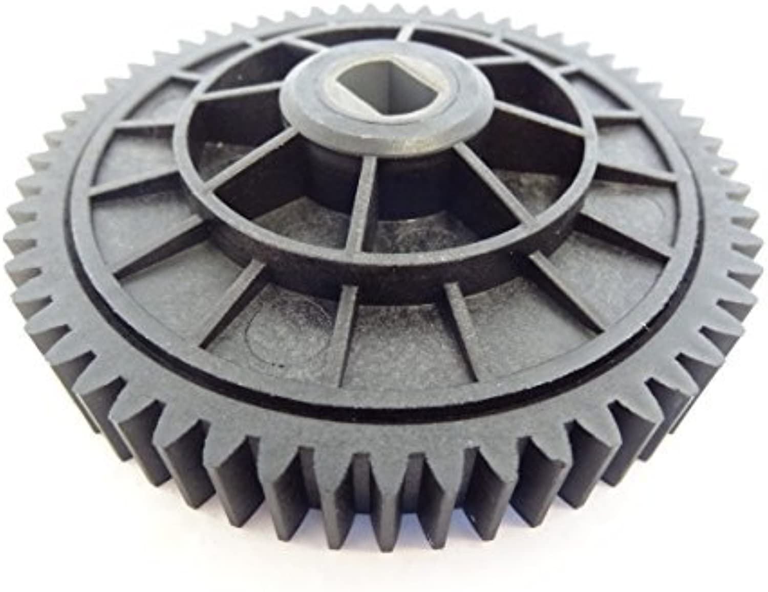57 Tooth Plastic Spur Gear and Holder by Rovan RC