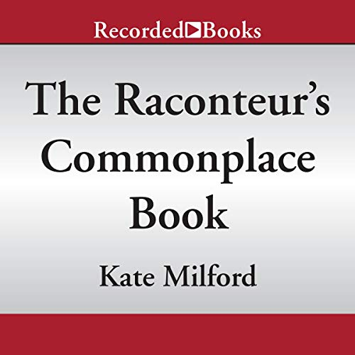 The Raconteur's Commonplace Book cover art