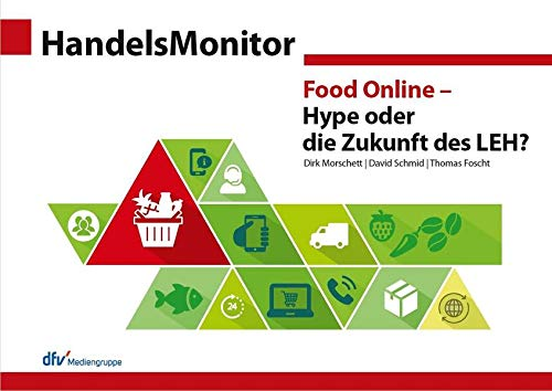 HandelsMonitor Food Online – Hype oder die Zukunft des LEH?