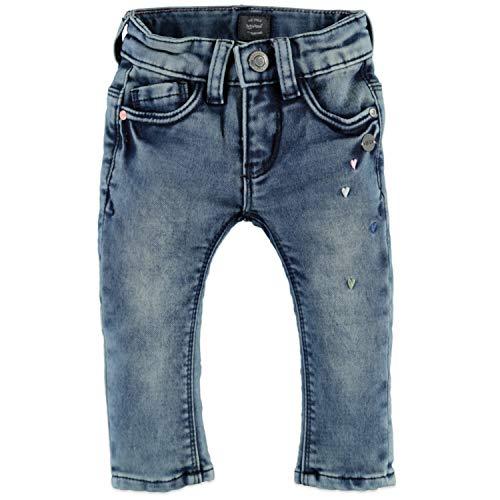 Babyface Mädchen Jeans 8208270 in Hellblau, Kleidergröße:80, Farbe:Hellblau
