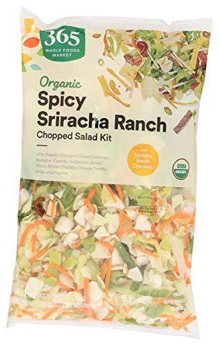 365 Everyday Value, Organic Salad Kit, Spicy Ranch, 11.5 oz