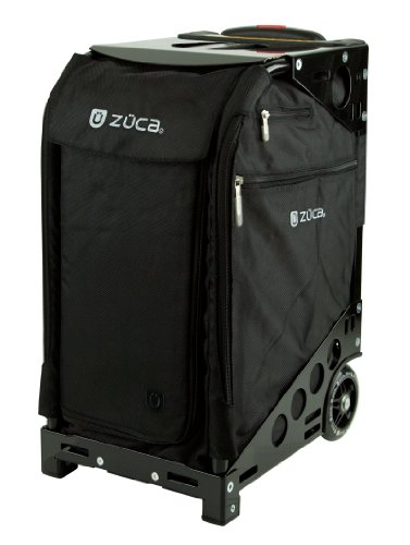 【ZUCAプロ】 ZUCA Pro Travel Black / Black