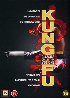 Kung Fu Classics Collectioon - Vol. 1 - 6-DVD Set ( He qi dao / Si da men pai / San De huo shang yu Chong Mi Liu / Zan xia...