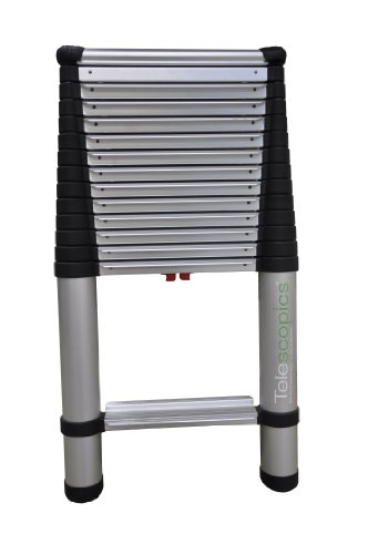 Telesteps 1800EP The World's Only Fully Automatic Telescoping Ladders,...