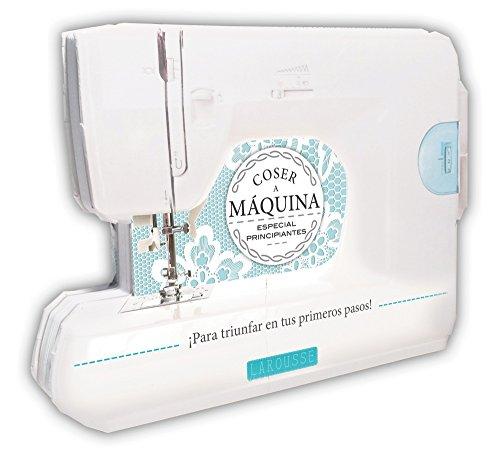 Coser a máquina (Larousse - Libros Ilustrados/ Prácticos - Ocio Y Naturaleza)