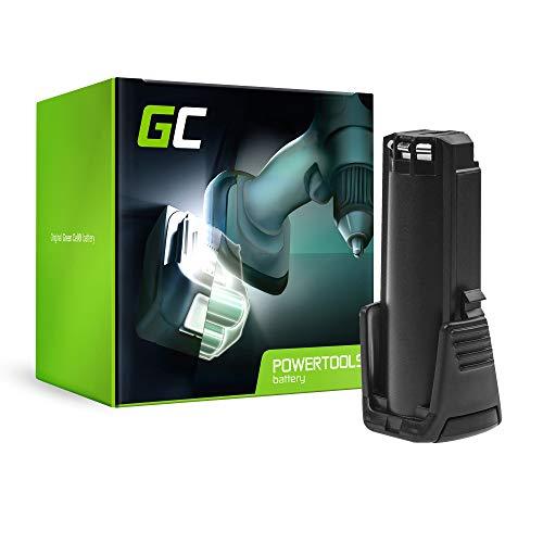 GC® (2Ah 3.6V Li-Ion Zellen) Akku für Bosch GSR Mx2Drive Werkzeug Ersatzakku