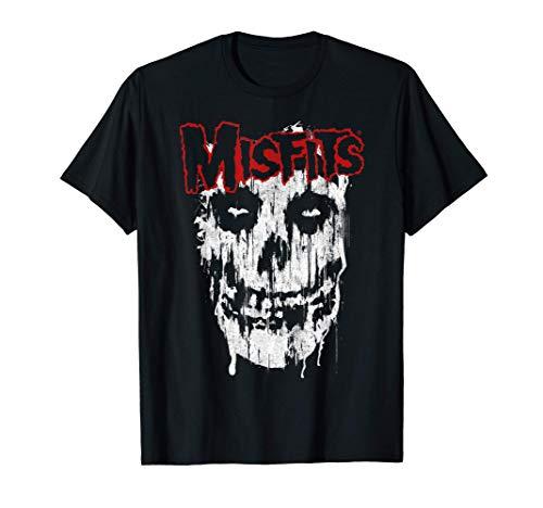 Misfits Splatter T-Shirt T-Shirt