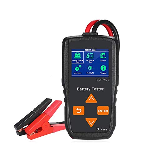 Best Prices! Diagnostic Scanner Car fault Tester Battery Detector RV with Color Screen digital Displ...