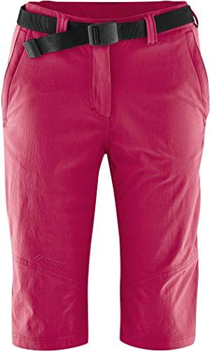 Maier Sports Lawa Bermudas Lang Damen Persian red Größe DE 36 2020 Hose kurz