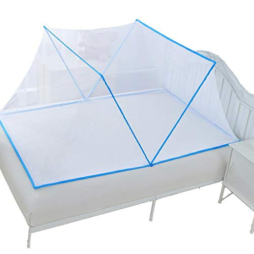 Nye Portable Baby Folding Mosquito net, encrypted mesh Tent, Anti-Mosquito and Insect-Proof, dust-Proof and mite-Proof, Suitable for Adult Bed, Baby Bed, Sofa.