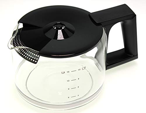 Krups SS-202316 Glaskanne für F309, KM321 Pro Aroma Plus Kaffeemaschine