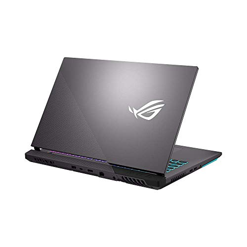 ASUS ROG Strix G17 43,9cm (17,3 Zoll, FHD, IPS-Level, 144 Hz, matt) Gaming-Notebook (AMD R7-5800H, 16GB RAM, 512GB SSD, NVIDIA GeForce RTX3060 (6GB), Windows 10) Eclipse Gray
