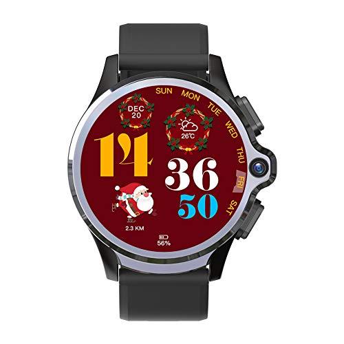 HGYB Reloj Inteligente con Memoria 16G, batería Grande, Pulsera multifunción, Adecuado para el Sistema Android iOS