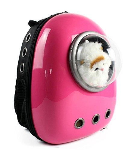 1. Capsula Astronauta Mochila - Chasis seguro para tu mascota