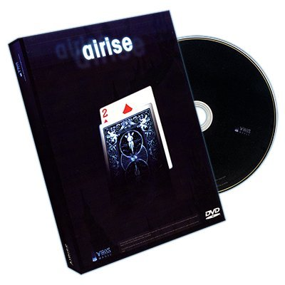 SOLOMAGIA Airise Rising Card - DVD and Gimmick - DVD and Didactics...