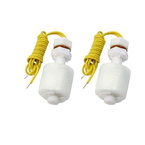 EHAO 2 Stück ZP4510 Liquid Water Level Sensor Vertikale Schwimmerschalter