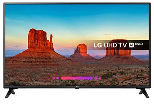 LG 49UK6200 Smart Tv Uhd 4K da 49 , Active Hdr, Hdr10 Pro e Hlg
