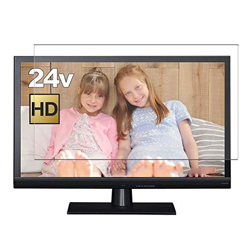 Vaxson TPU Pellicola Privacy, compatibile con Panasonic 24  LCD TV VIERA TH-24D320, Screen Protector Film Filtro Privacy [ Non Vetro Temperato ]