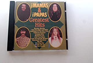 incl. Move In A Little Closer Baby (CD Album The Mamas & The Papas, 16 Tracks)