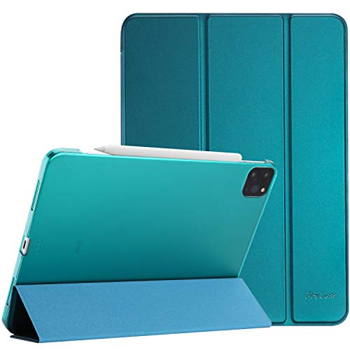 ProCase for iPad Pro 11 Inch 2020 Case, Slim Hard Protective Cover, for iPad 11 2nd Generation (Model : A2228 / A2068 / A2230 / A2231) -Emerald