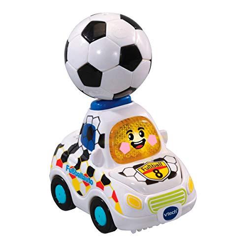 Vtech 80-514184 TUT Baby Flitzer - Special Edition Fußballauto Babyspielzeug