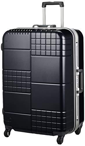 [プロテカ] スーツケース ブロックパック サイレントキャスター ハンガー付 90L 66 cm 5.3kg 33 cm 5200kg ガンメタリック