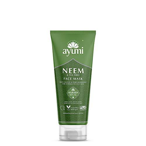Ayumi Moringa & Neem Shampoo. Vegan, Cruelty-Free, Dermatologically-Tested, 1 x 250ml