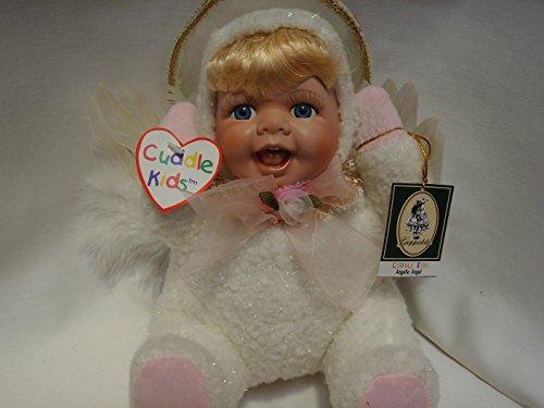 """Geppeddo Cuddle Kids Doll 8"""" Collectible ; Angelle Angel"""