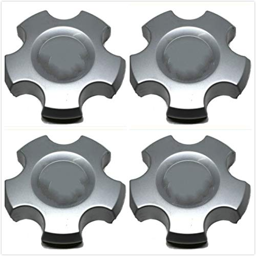 Zoonon 4X Replacement Wheel Center Caps Hub Cap 18' Wheels #42603-0C070 Replace for Toyota Tundra Sequoia
