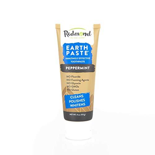 REDMOND - Real Salt Earthpaste Peppermint - 4 oz. (113 g)