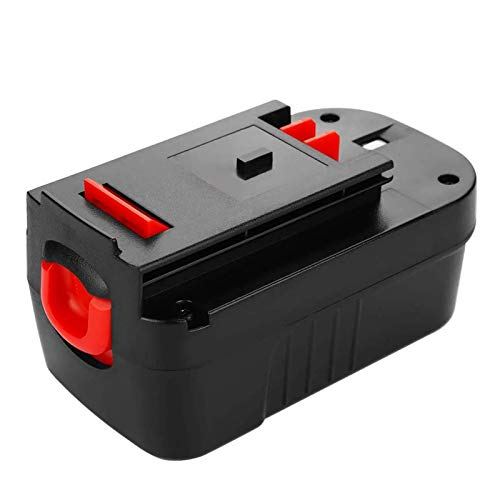 3600mAh 18Volt Replace for Black and Decker 18V Battery Replacement Ni-Mh, Compatible with B&D18 Volt HPB18 HPB18-OPE 244760-00 A1718 FS18FL FSB18 Firestorm Cordless Power Tools